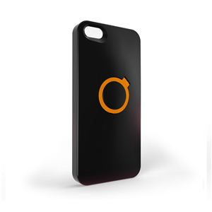 【iPhone5専用ケース】Snap In (スナップイン)P5CSN-BK◆ブラック - 拡大画像