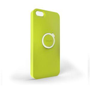 【iPhone5専用ケース】Snap In (スナップイン)P5CSN-GR◆グリーン - 拡大画像