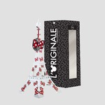 merciGustave! Disney ディズニー ミッキー&ミニー ビッグエッフェル塔 L'ORIGINALE MINNIE 大きさ30cm超でプレミアムナンバー付き!