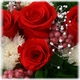 【母の日ギフト!4月30日まで延長】プリザーブドフラワー レッドローズ - 縮小画像3