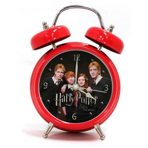 ハリーポッター ウィーズリー(フェルプス)兄弟の音声目覚し時計 - 拡大画像