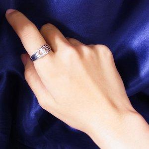 エックスダイヤリング 指輪 9号 f04