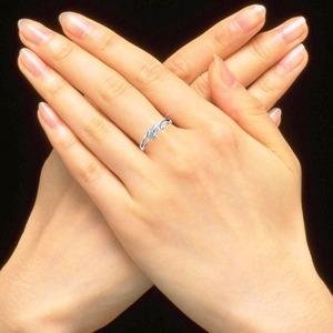 ダイヤリング 指輪 17号 f04