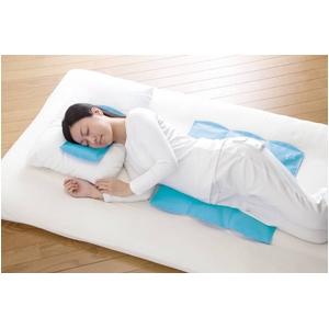 冷感まくら すぅ~みん コンパクト枕