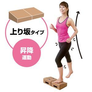 自宅で簡単昇降運動 毎日動くん台!画像3