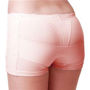 眠れる森の骨盤パンツ ピンク Mサイズ - 拡大画像