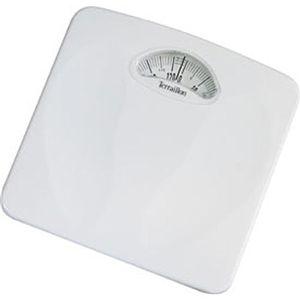 テライヨン カラフル体重計 ホワイト - 拡大画像