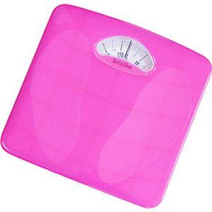 テライヨン カラフル体重計 ピンク