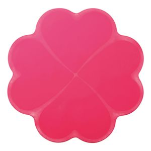 IH焼け焦げ防止カバー2P ピンク - 拡大画像