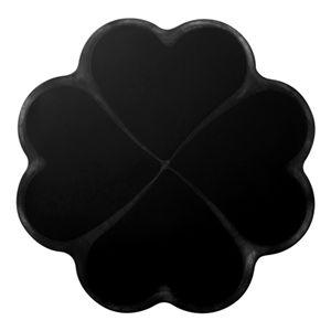 IH焼け焦げ防止カバー2P ブラック - 拡大画像