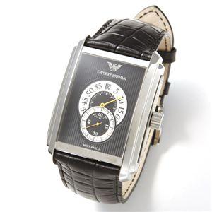 アルマーニ 腕時計 エンポリオ・アルマーニ オートマ AR4200/ジャンピングアワー