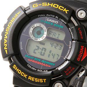 CASIO(カシオ) 腕時計 G-shock FROGMAN Final Edition GW-200Z-1DRの写真3