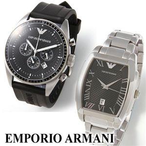 EMPORIO ARMANI(エンポリオ アルマーニ) メンズウォッチ AR0935/トノーの写真3