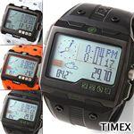 TIMEX(タイメックス) Expedition WS4TM メンズ ラバーベルト ウォッチ T49664/ブラック 画像6