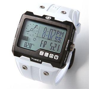 TIMEX(タイメックス) Expedition WS4TM メンズ ラバーベルト ウォッチ T49759/ホワイト 画像1