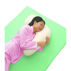 勝野式 横寝枕 日本製 - 拡大画像