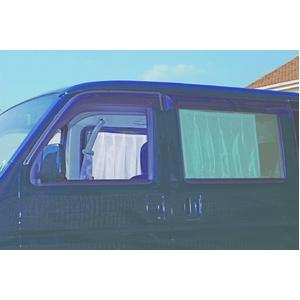 車の断熱ミラーカーテン 【2枚セット】