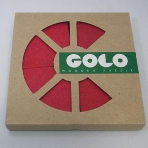 そぼくなパズルGOLO(レッド)