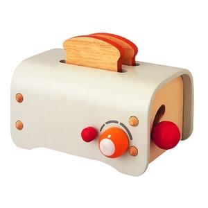 ★PLAN TOYSの木製玩具★3421★ トースター