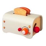 トースター 台所のセットやそのアクセサリーがあれば、ロールプレイの遊びの中で、家族の役割や人との関わり方を学ぶことができます(*^^)v