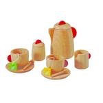 PLAN TOYS(プラントイ) ★木製玩具(木のおもちゃ)★3433★ ティーセット