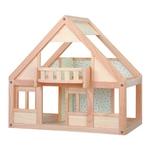 ★PLAN TOYSの木製玩具(木のおもちゃ)★7110★ マイファーストドールハウス