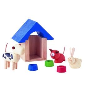 ★PLAN TOYSの木製玩具(木のおもちゃ)★7314★ ペットアンドアクセサリー