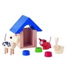 PLAN TOYSの木製玩具(木のおもちゃ)★7314★ ペットアンドアクセサリー