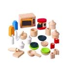 キッチン&テーブルウェアアクセサリー 子供たちはプラントイのミニチュアドールハウス遊びの中で、創造的な夢を膨らませるでしょう(^u^)