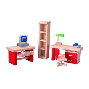 ★PLAN TOYSの木製玩具(木のおもちゃ)★7305★ ホームオフィス