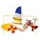 PLAN TOYS(プラントイ) ★木製玩具(木のおもちゃ)★6109★ アウトドアスポーツ - 縮小画像1