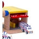 PLAN TOYSの木製玩具(木のおもちゃ) レスキューセンター 写真2