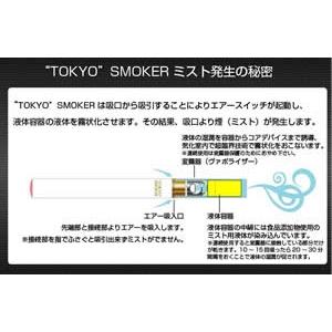【電子タバコ】スーパーシガレット 最新日本版/TOKYO SMOKER(トウキョウスモーカー) LS-3930画像6