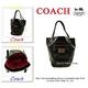 COACH(コーチ) ショルダートートバッグ POPPY ベラ レザー ブラック 14565 - 縮小画像1