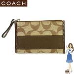 Coach(������) �������� �����ͥ��㡼 ���ȥ饤�� �ߥ� �����ˡ� ������/�֥饦�� 42626