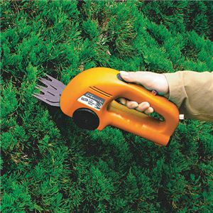 充電式草刈りバリカン画像1