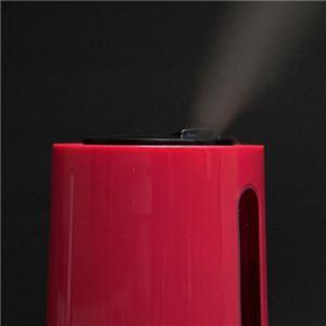 安全&静か!超音波加湿器 パワーミストmini ピンク
