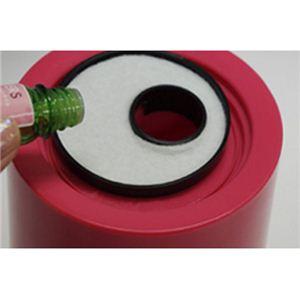 安全&静か!超音波加湿器 パワーミストmini ホワイト