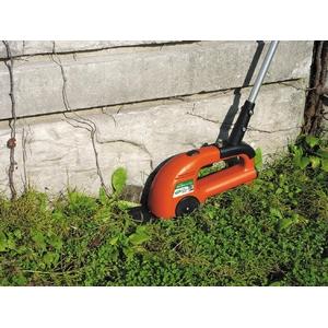 安心の二重スイッチ!シャフト外して2WAYに!『芝生・草刈りバリカン(充電式)』 Z-6200