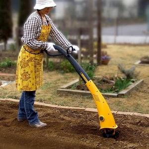 家庭用電動耕耘機「愛菜工房」 E-5310 - 拡大画像