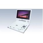 3電源対応 USB端子・SDスロット搭載 7インチポータブルDVDプレーヤー PDV736【送料無料】