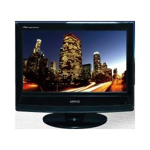 APPCIE CPRM対応 DVDプレーヤー内蔵 16型地上波デジタル 液晶テレビ - 拡大画像