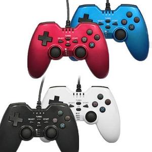 PS3用 コントローラ ターボマックス ブラック - 拡大画像
