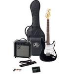 SX エレクトリックギター FST62K ブラック