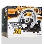 マルチレーシングコントローラー Super Sports 3X 【PS3・Xbox360・PC 対応】