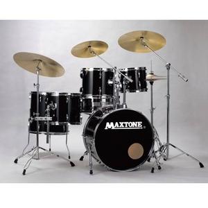 MAXTONE(マックストーン) ドラムセット MX-116CST - 拡大画像