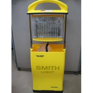 LED充電式ポータブル投光器 スミスライト IN120L - 拡大画像