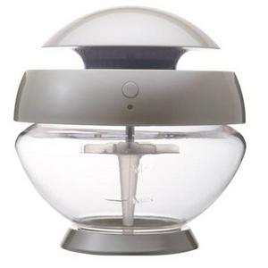水で洗う空気清浄機arobo CLV 1000 Mサイズ シャンパンゴールド - 拡大画像