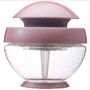 水で洗う空気清浄機arobo CLV 1000 Sサイズ パールピンク - 拡大画像