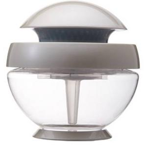 水で洗う空気清浄機arobo CLV 1000 Sサイズ シャンパンゴールド - 拡大画像